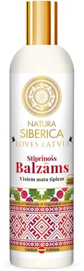 Укрепляющий бальзам для волос - Natura Siberica Loves Latvia Hair Conditioner
