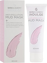 Духи, Парфюмерия, косметика Маска для лица против загрязнений - Skin Academy Indulge Anti-Pollution Mud Mask