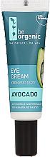 Духи, Парфюмерия, косметика Крем для кожи вокруг глаз - Be Organic Eye Cream Avocado