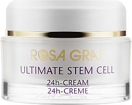Духи, Парфюмерия, косметика Крем со стволовыми клетками альпийской розы - Rosa Graf Ultimate Stem Cell 24h Cream