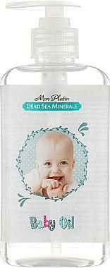 РАСПРОДАЖА Нежное масло для младенцев - Mon Platin DSM Baby Soft Oil * — фото N1