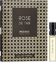 Духи, Парфюмерия, косметика Perris Monte Carlo Rose de Taif - Парфюмированная вода (пробник)