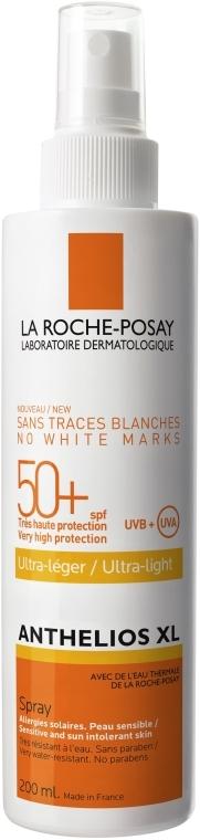 Солнцезащитное средство для лица и тела - La Roche-Posay Anthelios Xl Ultra-light SPF 50+