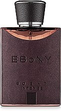 Духи, Парфюмерия, косметика Fragrance World Ebony Pour Homme - Парфюмированная вода