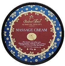 Духи, Парфюмерия, косметика Массажный крем с экстрактом центеллы и алоэ вера - Sabai Thai Jasmine Aroma Massage Cream