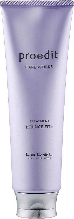 Питательно-увлажняющая маска для волос - Lebel Proedit Home Bounce Fit + Treatment