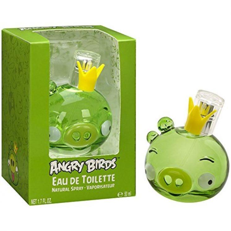 Air-Val International Angry Birds King Pig - Туалетная вода (мини)