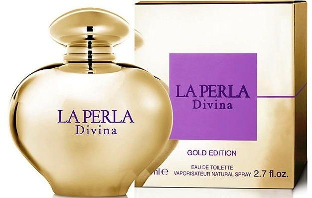 La Perla Divina Gold Edition - Туалетная вода
