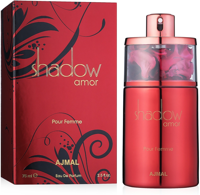 Ajmal Shadow Amor Pour Femme - Парфюмированная вода — фото N1