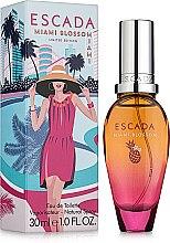 Духи, Парфюмерия, косметика Escada Miami Blossom - Туалетная вода
