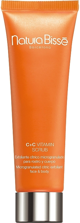 Антиоксидантный скраб - Natura Bisse C+C Vitamin Scrub