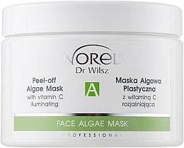 Духи, Парфюмерия, косметика Альгинатная маска для чувствительной кожи с куперозом - Norel Peel-off algae mask for sensitive and couperose skin