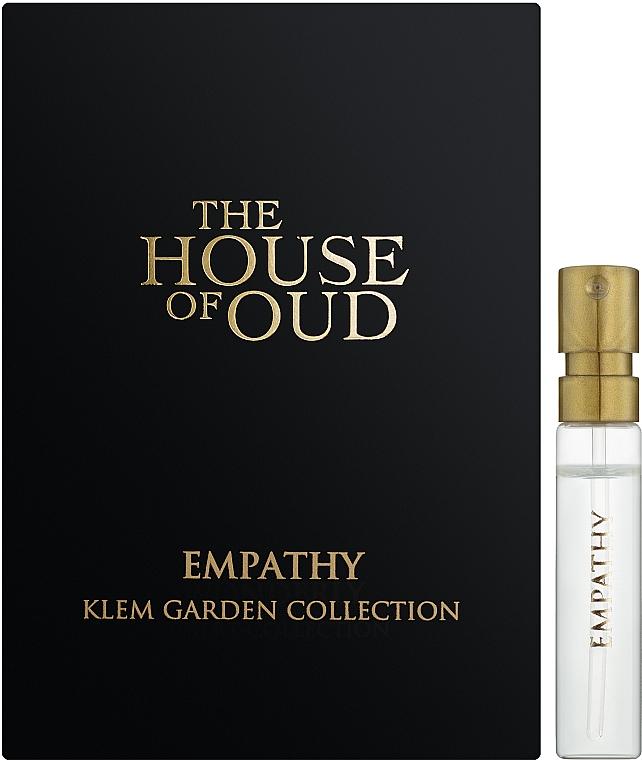 The House Of Oud Empathy - Парфюмированная вода (пробник)