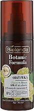 """Духи, Парфюмерия, косметика Спрей для волос """"Хмель и хвощ"""" - Bielenda Botanic Formula Horsetail Hops Spray Conditioner"""