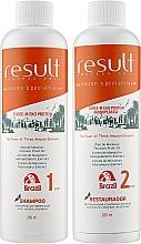 Духи, Парфюмерия, косметика Набор - Result Professional Three-M Eko Protein (shm/250ml + hair/balm/250ml)