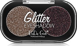 Глиттерные тени - DoDo Girl Glitter Eyeshadow — фото N1