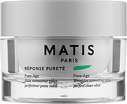 Духи, Парфюмерия, косметика Крем против морщин - Matis Reponse Purete Pure-Age