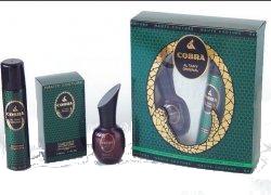 Духи, Парфюмерия, косметика Beautimatic Cobra - Набор (edt/50ml + deo/75ml)
