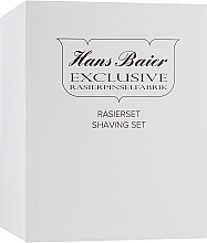 Духи, Парфюмерия, косметика Набор с помазком, 10014-51 - Hans Baier