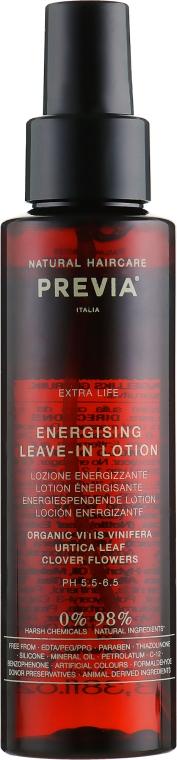 Лосьон против выпадения волос - Previa Vitis Vinifera Energising Leave-In Lotion
