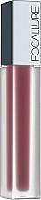 Духи, Парфюмерия, косметика Стойкая ультра-матовая помада - Focallure Matte Liquid Lipstick
