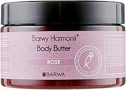"Духи, Парфюмерия, косметика Масло для тела ""Роза"" - Barwa Harmony Body Butter Rose"