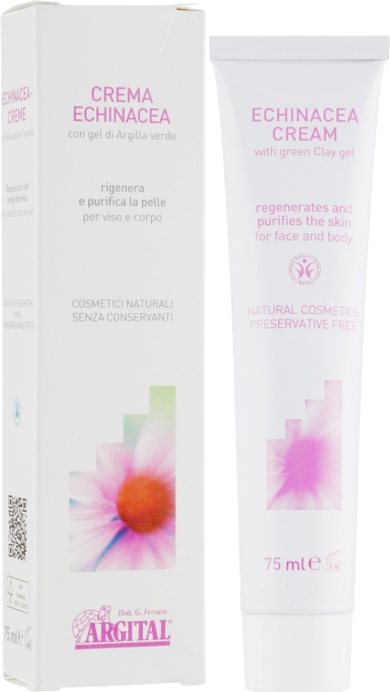 Крем на основе эхинацеи - Argital Echinacea Cream