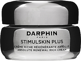 "Духи, Парфюмерия, косметика Антивозрастной крем ""Абсолютное преображение"" - Darphin Stimulskin Plus Absolute Renewal Rich Cream"