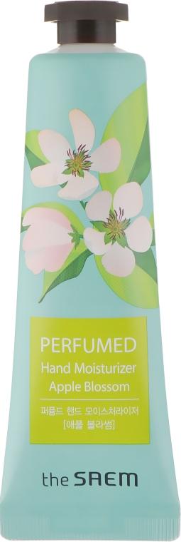 """Парфюмированный увлажняющий крем для рук """"Цветение яблони"""" - The Saem Perfumed Apple Blossom Hand Moisturizer"""