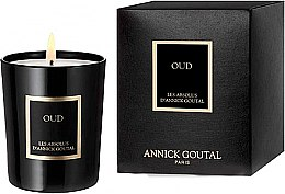 Духи, Парфюмерия, косметика Annick Goutal Oud Bougie - Парфюмированная свеча