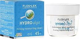 Духи, Парфюмерия, косметика Крем для лица укрепляющий 45+ - Floslek Hydro Alga Face Cream 45+
