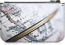 "Духи, Парфюмерия, косметика Косметичка ""Карта"" - Devays Maker"