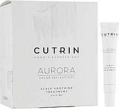 Духи, Парфюмерия, косметика Успокаивающая эмульсия для кожи головы - Cutrin Aurora Scalp Soothing Treatment