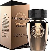 Духи, Парфюмерия, косметика Nu Parfums Triumphant Bronze Glory - Туалетная вода