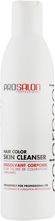 Смывка краски с кожи головы - Prosalon Color Peel Skin Cleanser