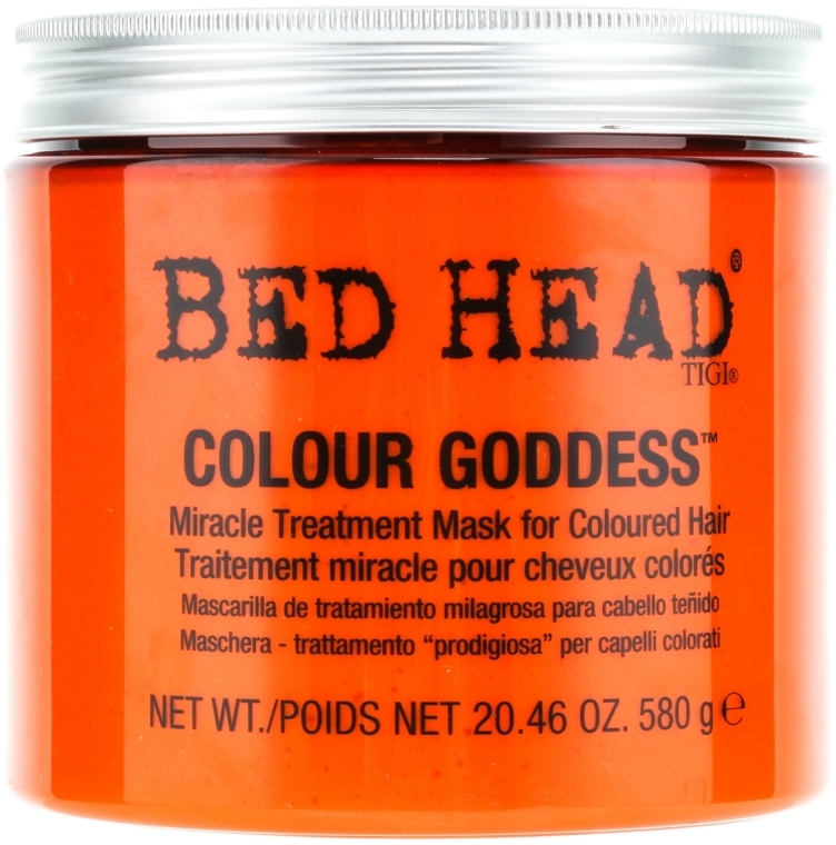 Маска для волос - Tigi Color Goddess Miracle Mask For Colored Hair