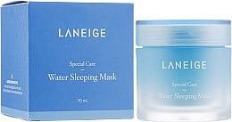 Духи, Парфюмерия, косметика Увлажняющая ночная маска для лица - Laneige Water Sleeping Mask