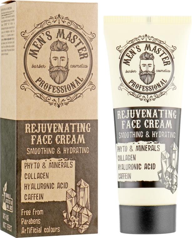 Омолаживающий крем для лица - Men's Master