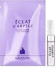 Духи, Парфюмерия, косметика Lanvin Eclat D`Arpege - Парфюмированная вода (пробник)