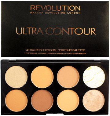 Палетка для контуринга - Makeup Revolution Ultra Contour Palette