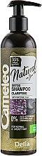 Духи, Парфюмерия, косметика Шампунь для волос - Delia Cameleo Natural On Your Hair Detox Shampoo