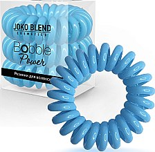Духи, Парфюмерия, косметика Резинки для волос - Joko Blend Power Bobble Blue
