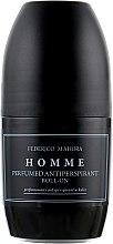 Духи, Парфюмерия, косметика Антиперспирант шариковый - Federico Mahora 199 Homme Parfumed Antiperspirant Roll-On