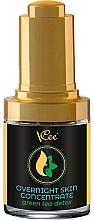 """Духи, Парфюмерия, косметика Ночная сыворотка для лица """"Зеленый чай детокс"""" - VCee Overnight Skin Concentrate Green Tea Detox"""
