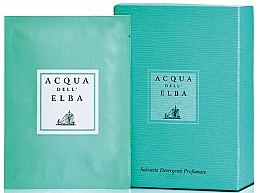 Духи, Парфюмерия, косметика Acqua dell Elba Classica Men - Влажные салфетки