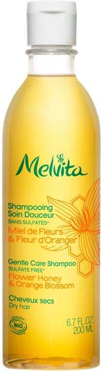 "Шампунь питательный ""Нежный"" - Melvita Hair Care Gentle Purifyng Shampoo"