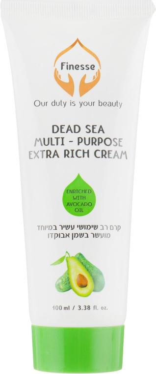 Универсальный многофункциональный крем с маслом авокадо - Finesse Multi-Purpose Extra Rich Cream