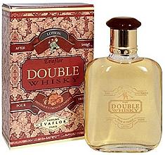 Духи, Парфюмерия, косметика Evaflor Double Whisky - Лосьон после бритья