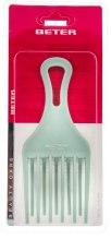 Духи, Парфюмерия, косметика Гребень для кучерявых волос, бирюзовый, 17см - Beter Beauty Care