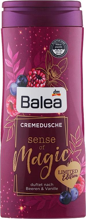 Крем-гель для душа с ароматом ванили - Balea Creme Dusche Sense of Magic